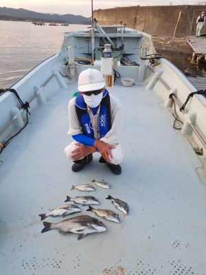 安乗釣センターの2021年10月14日(木)4枚目の写真