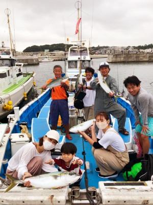 船宿 秋田屋の2021年10月12日(火)1枚目の写真
