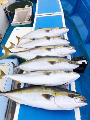 船宿 秋田屋の2021年10月13日(水)2枚目の写真
