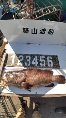 築山渡船の2021年10月15日(金)1枚目の写真