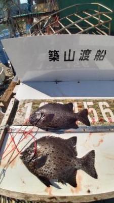 築山渡船の2021年10月15日(金)2枚目の写真