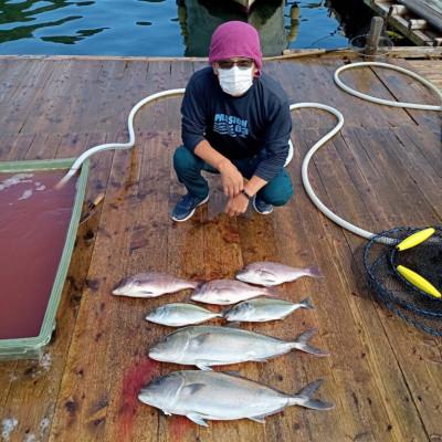 海上つり掘和光の2021年10月14日(木)1枚目の写真