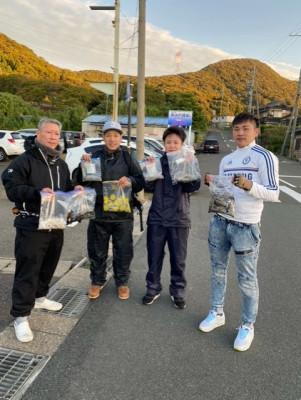 あみや渡船の2021年10月16日(土)3枚目の写真