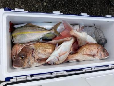 釣り船 黒潮丸の2021年10月16日(土)2枚目の写真