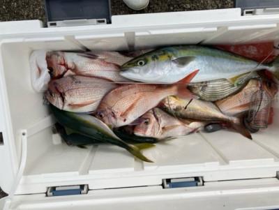 釣り船 黒潮丸の2021年10月16日(土)3枚目の写真