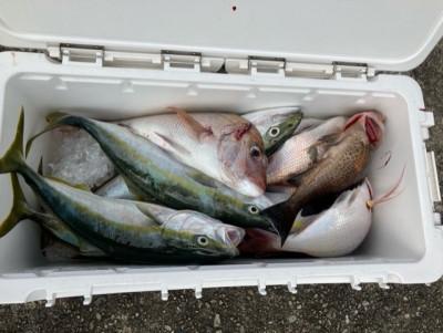 釣り船 黒潮丸の2021年10月16日(土)4枚目の写真