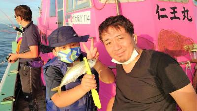 泉佐野マリンライフ(仁王丸・宝来丸・黒潮丸)の2021年10月10日(日)3枚目の写真