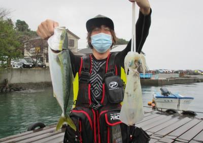 岩崎レンタルボート(岩崎つり具店)の2021年10月16日(土)2枚目の写真