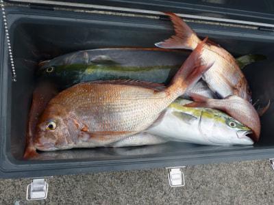 Fishing MOLA MOLAの2021年10月16日(土)2枚目の写真
