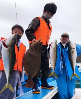 船宿 秋田屋の2021年10月17日(日)1枚目の写真