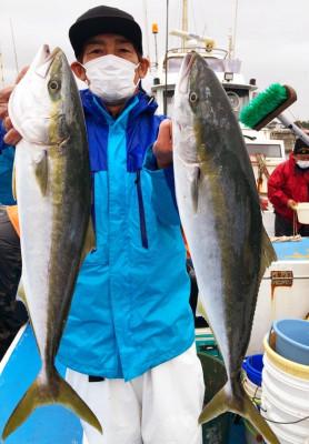 船宿 秋田屋の2021年10月17日(日)4枚目の写真