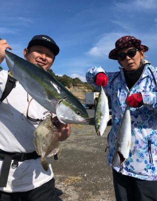 船宿 秋田屋の2021年10月18日(月)2枚目の写真