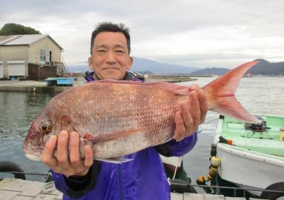 岩崎レンタルボート(岩崎つり具店)の2021年10月19日(火)1枚目の写真