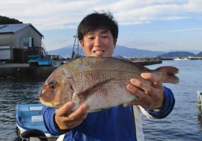 岩崎レンタルボート(岩崎つり具店)の2021年10月24日(日)2枚目の写真