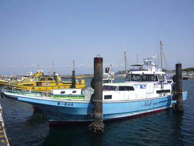 西山釣船店