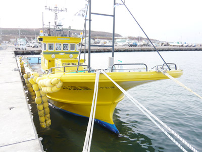 釣り船 第五十八 星流丸