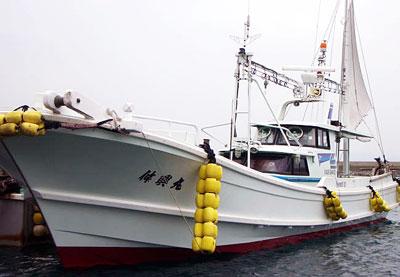 遊漁船 伸興丸