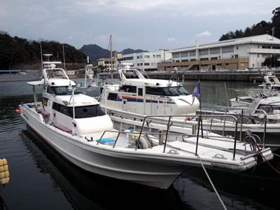 釣り船 山ちゃん