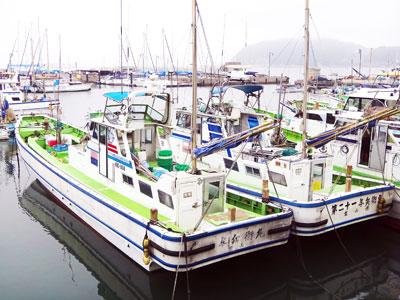 釣り船 与兵衛丸