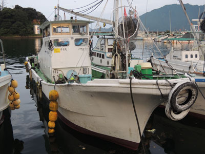 岩本渡船・常勇丸