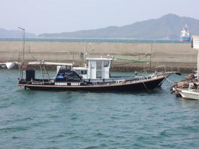 FISHING RISKY