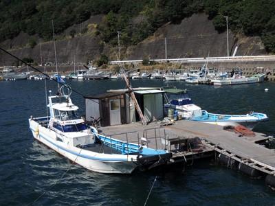 鴻照丸渡船