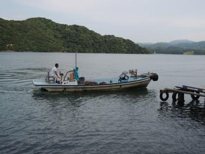 一本松渡船