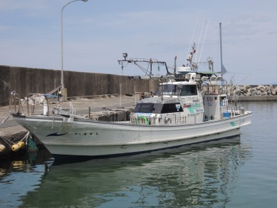 遊漁船 第二清洋丸
