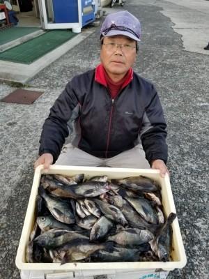 桑田観光(第三神力丸)の2018年3月2日(金)3枚目の写真