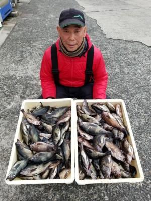 桑田観光(第三神力丸)の2018年3月3日(土)3枚目の写真