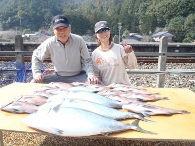 海上釣り堀 天海の2018年3月4日(日)1枚目の写真