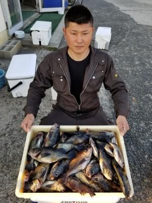桑田観光(第三神力丸)の2018年3月4日(日)3枚目の写真