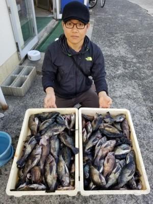 桑田観光(第三神力丸)の2018年3月4日(日)4枚目の写真