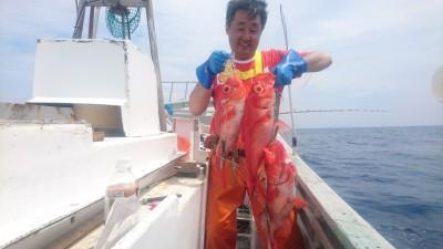 勇神丸の2018年5月2日(水)1枚目の写真