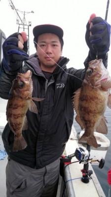 第一海友丸の2018年5月2日(水)2枚目の写真