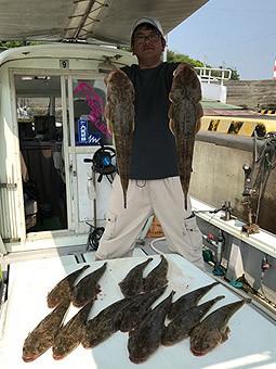 新西釣具店(新西丸)の2018年4月30日(月)2枚目の写真