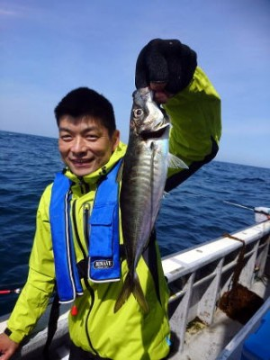 第一海友丸の2018年5月26日(土)2枚目の写真