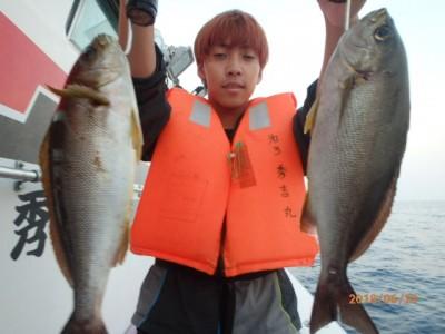 秀吉丸の2018年6月24日(日)3枚目の写真