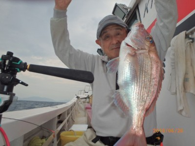 秀吉丸の2018年6月26日(火)1枚目の写真