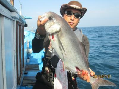 第六隆栄丸の2018年7月1日(日)2枚目の写真