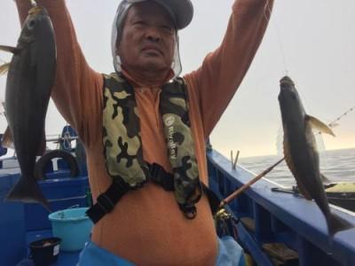 敷嶋丸の2018年7月12日(木)3枚目の写真