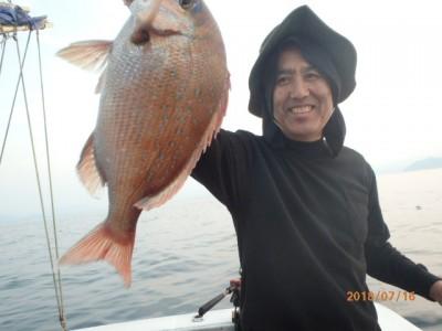 秀吉丸の2018年7月16日(月)1枚目の写真