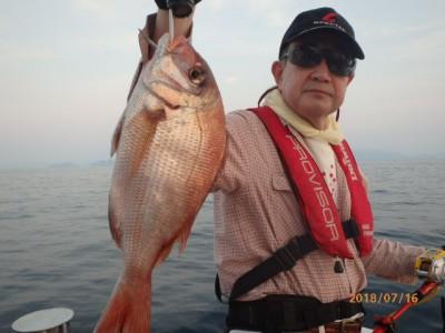 秀吉丸の2018年7月16日(月)4枚目の写真
