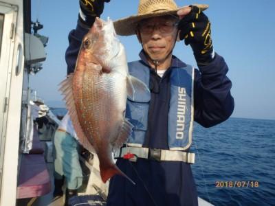 秀吉丸の2018年7月18日(水)1枚目の写真