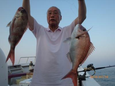 秀吉丸の2018年7月18日(水)2枚目の写真