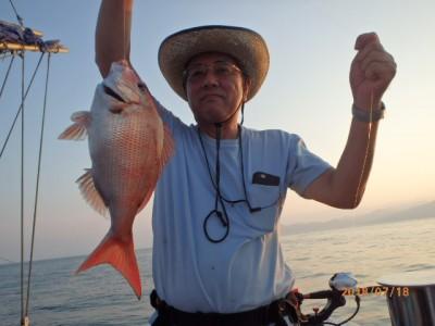 秀吉丸の2018年7月18日(水)3枚目の写真