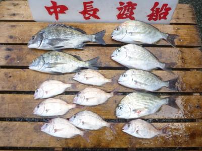 中長渡船の2018年7月20日(金)1枚目の写真