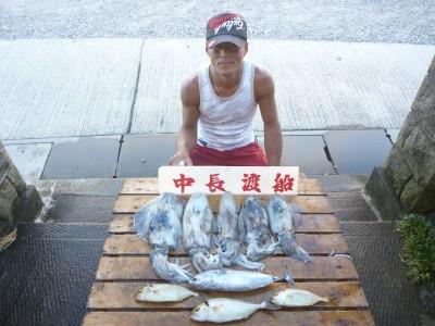 中長渡船の2018年7月21日(土)2枚目の写真