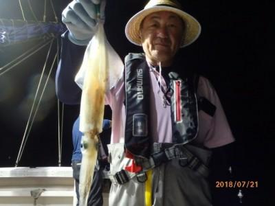 秀吉丸の2018年7月21日(土)3枚目の写真