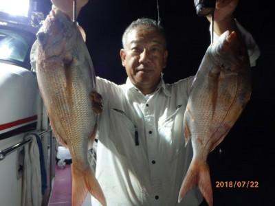 秀吉丸の2018年7月22日(日)3枚目の写真
